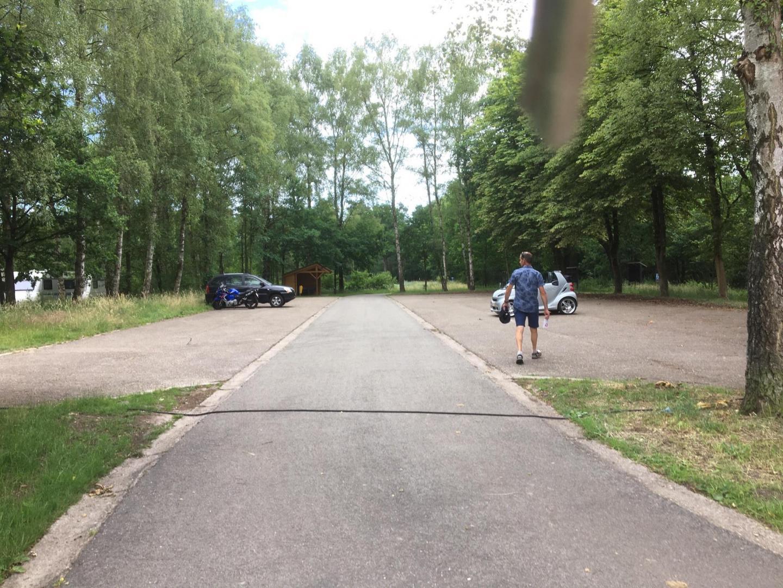 Camperplaats 't Mulke, Molendijk te Hamont-Achel